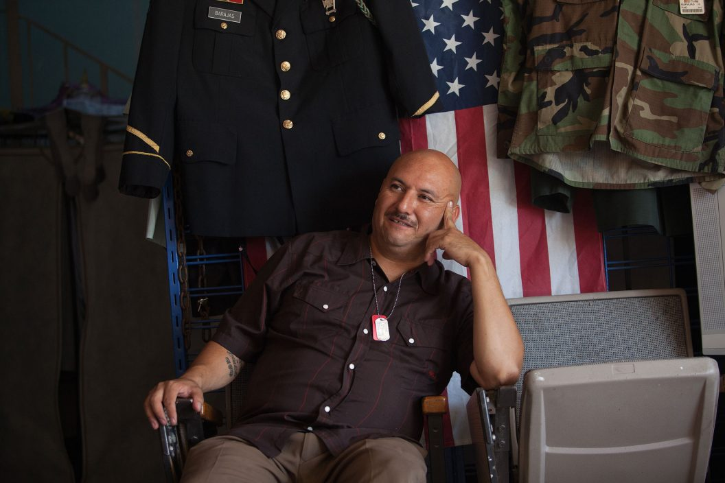 Veteranos deportados (serie x 5)