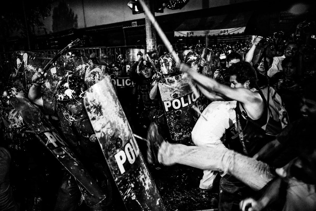 Protestas (serie x 5)