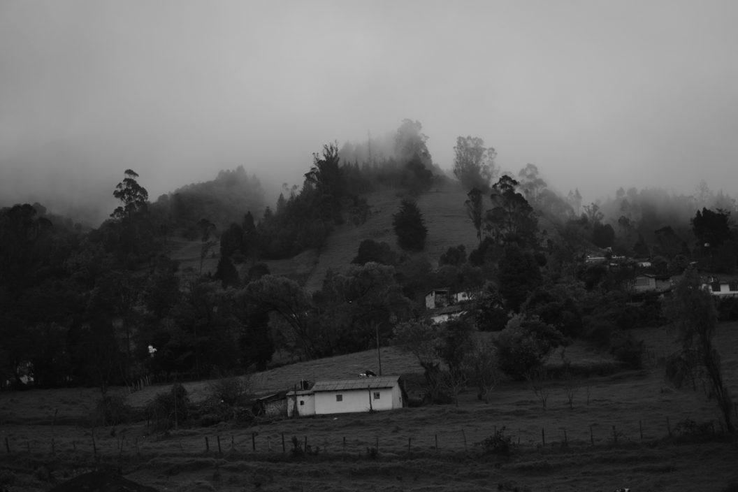 Fantasmas x 3 - Casa campesina en Boyacá