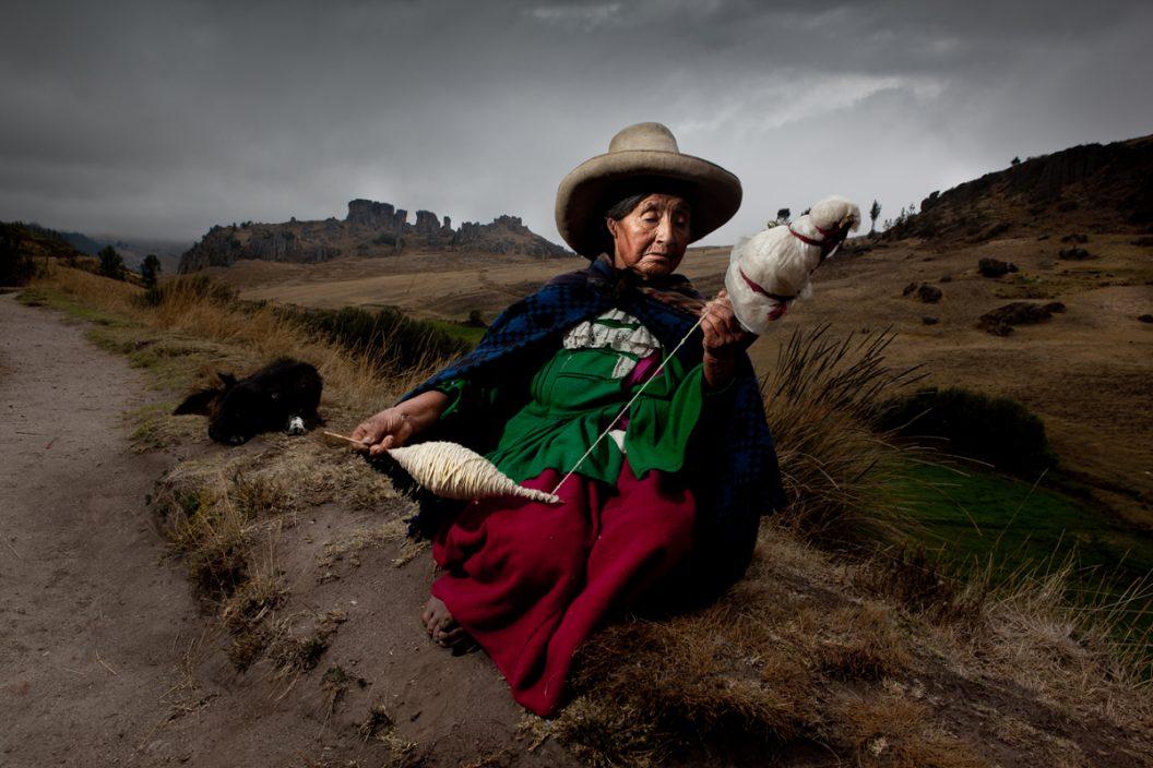 Hilandera - Gabriel Tejada - Perú