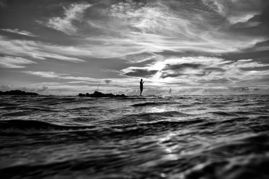 O Pescador Solitário